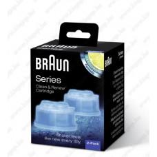 Braun Tisztítópatron CCR2 2db-os